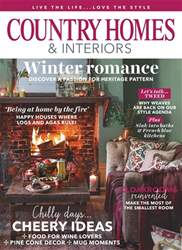 Country Homes & Interiors issue February 2018