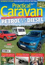 Practical Caravan issue February 2018