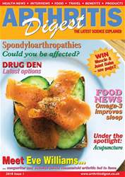 Arthritis Digest 2018 Issue 1 issue Arthritis Digest 2018 Issue 1