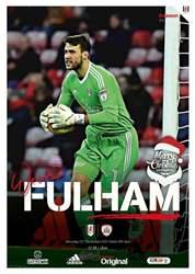 Fulham v Barnsley 2017/18 issue Fulham v Barnsley 2017/18