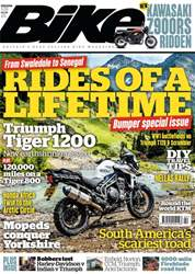 Bike issue February 2018