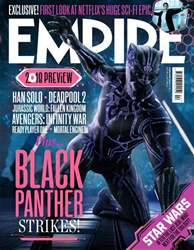 Empire issue February 2018