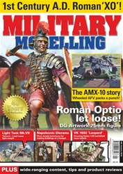 Military Modelling Magazine issue Vol48 No1