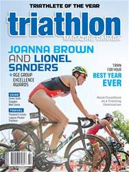 Triathlon Magazine Canada issue Volume 13 Issue 1