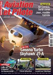 Aviation et Pilote issue Janvier 2018