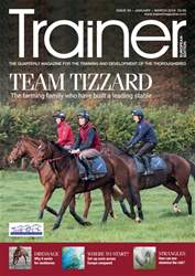 European Trainer Magazine - horse racing issue Issue 60 - January - March 2017