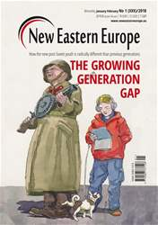 New Eastern Europe issue Jan-Feb 2018