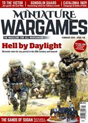 Miniature Wargames issue February 2018 (418)