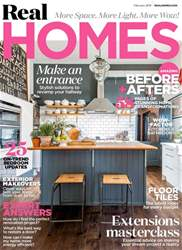 Real Homes Magazine issue February 2018