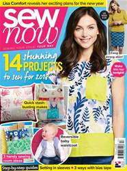 Sew Now 17 issue Sew Now 17