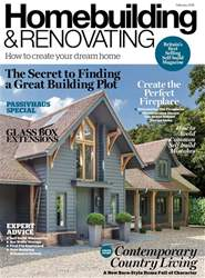 Homebuilding & Renovating Magazine issue February 2018