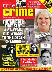 True Crime issue Jan-18