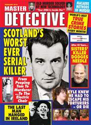 Master Detective issue Feb-18