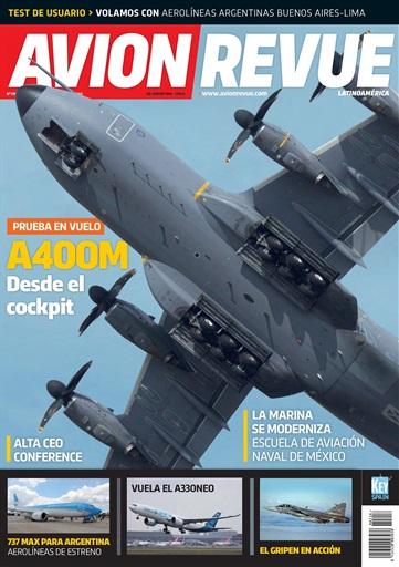 Avion Revue Internacional Latino Preview