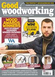 Good Woodworking issue January 2018