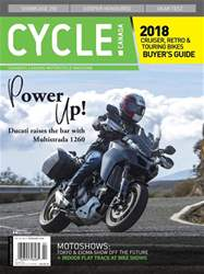 Cycle Canada issue February 2018