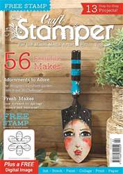 Craft Stamper issue February 2018