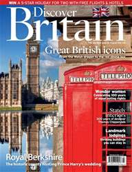 Discover Britain issue February/March 2018