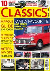 Classics Monthly issue February 2018