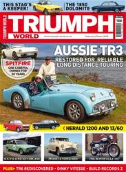 Triumph World issue February/March 2018