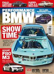 Performance BMW issue February 18
