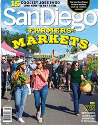 San Diego's Farmers Markets issue San Diego's Farmers Markets
