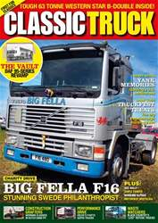 Classic Truck issue February 2018