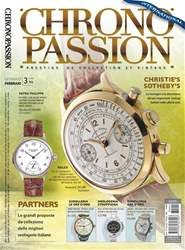 CHRONO PASSION issue Gen/Feb 2018