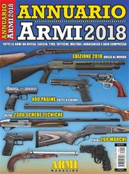 Annuario Armi 2018 issue Annuario Armi 2018