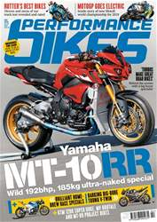 Performance Bikes issue February 2018