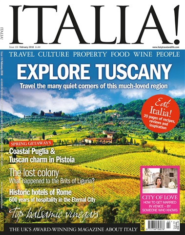 Italia! issue Feb-18