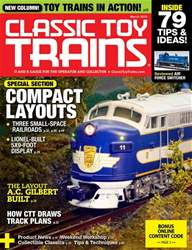 Classic Toy Trains issue March 2018