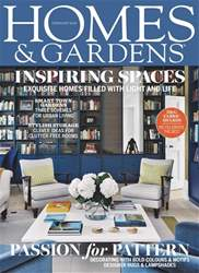 Homes & Gardens issue February 2018