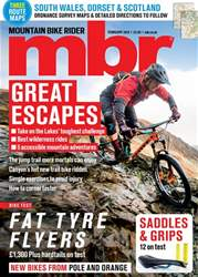 Mountain Bike Rider issue February 2018