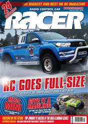 Radio Control Car Racer issue February 2018
