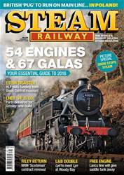 Steam Railway issue Issue 475