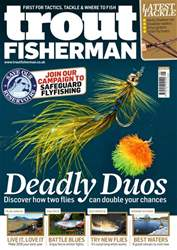 Trout Fisherman issue Issue 505