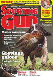 Sporting Gun issue February 2018