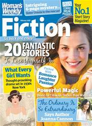 Womans Weekly Fiction Special issue February 2018
