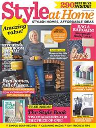 Style at Home issue February 2018