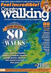 Country Walking issue February 2018