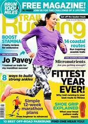 Trail Running issue Feb/Mar 2018