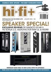 Issue 155 - Loudspeaker Special issue Issue 155 - Loudspeaker Special