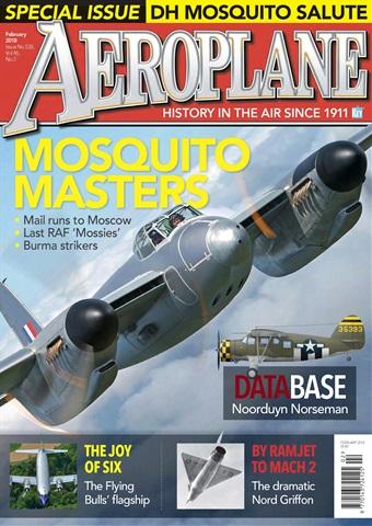 Aeroplane issue   February 2018