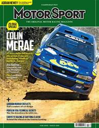 Motor Sport Magazine issue February 2018