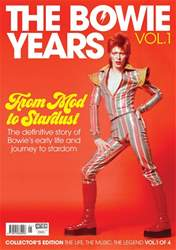 Bowie Years Vol 1 issue Bowie Years Vol 1