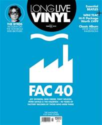 Long Live Vinyl issue Feb-18