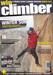 Climber Mar11 issue Climber Mar11