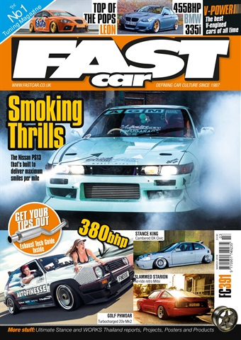 Fast Car issue March 2018