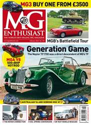 MG Enthusiast issue February 2017